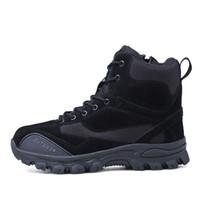 zapatos de escalada al por mayor-Zapatos para caminar para hombres de alta calidad otoño e invierno nuevos deportes al aire libre para hombres, deportes al aire libre, senderismo zapatos deportivos de gran tamaño h