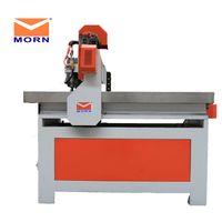 cilindro compacto venda por atacado-Máquina de corte CNC compacta Jinan para roteador de cilindros de madeira / pedra / metal com 3D de alta eficiência