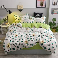 Wholesale western king size bedding for sale - Group buy Western Style Bedding Sets Queen Size Rose Red Heart shaped Printing Luxury Bed Cover Comfortable Soft Duvet Cover Set
