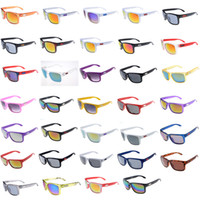 Wholesale price lenses for glasses resale online - New Popular Brand Sunglasses Sports Cycling Sunglasses for Men and Women Outdoor Sport Glass Lenses Sunglasses Factory Price