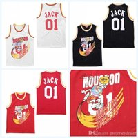 Wholesale basketball jersey numbers resale online - Mens Travis Scott X Br X Mn Houston Jersey Jack Red Basketball Swingman Double Stitched Name and Number IN STOCK