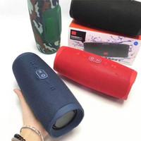nova pílula orador venda por atacado-novo Bluetooth Speaker carga 4+ Subwoofer portáteis sem fio à prova d'água Speakers Handsfree Chamada Receiver baixo com pacote de varejo