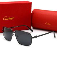 óculos de sol polaroid feminino venda por atacado-Homens de alta-grade 2019 novo designer de alta qualidade mulheres de luxo óculos de sol das mulheres óculos de sol redondos óculos de sol gafas de sol mujer luneta k0125