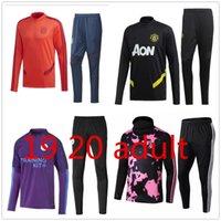 vêtements de marque pour adultes achat en gros de-19 20 adultes survêtement de football vêtements de marque pour hommes vêtements de sport pour hommes vetements champion marque joggeurs