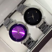 Wholesale new brilliant dress for sale - Group buy 2019 Luxury New Elegant Watch Women Brilliant Shining Style Designer Wristwatches Lady Clock Wholesales Steel Bracelet Fashion Dress Watch