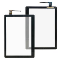 Wholesale lenovo 10 inch tablet resale online - 10 inch Touch Screen Panel Digitizer For Lenovo Tab E TB X104F X104F Tablet Replacement Parts Black