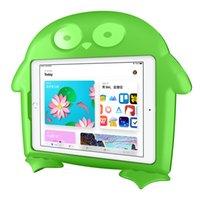 satılık ipad tabletleri toptan satış-SıCAK SATıŞ EVA Çocuklar Koruyucu Darbeye Kapak Kılıf Tablet Için iPad 2019 Için Tüm Modeller