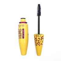 Wholesale collagen makeup for sale - Group buy Makeup Colossal Mascara Volume Express With Collagen Cosmetic Extension Long Curling Waterproof Thick Eyelash Black New Arrival