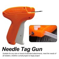 Wholesale tagging gun free for sale - Group buy New Clothes Garment Price Label Tagging Tag Gun Barbs Needles Price Label Tagging Gun