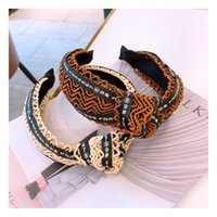 Wholesale manual knot for sale - Group buy New Korea manual twist letter ribbon knot in the Middle East gate of band width border card act the role ofing is tasted
