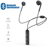 bluetooth móvel universal venda por atacado-Xt-13 fone de ouvido bluetooth no ouvido sem fio fones de ouvido esporte fone de ouvido magnético com microfone móvel bluetooth fones de ouvido intra-auriculares para xiaomi
