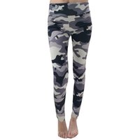 6f2197cad309b Discount ropa gym mujer - Yoga Pants Women Camouflage Fitness Leggings  Stretch Sports Leggings Running Tights