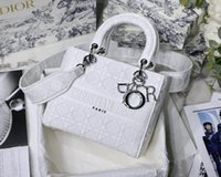 Wholesale slot 1 resale online - New women s one shoulder bag A high end custom quality diagonal cross bag fashion style gold and silver metal accessories with detachable