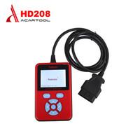 Wholesale scanner heavy online - Diagnosis Of Diesel Engine HD208 Heavy Duty Truck Code Reader Handheld HD Code Reader Scanner Tool for Heavy Duty Truck