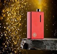 Wholesale mod electronic design for sale - Group buy 100 Authentic OHM Vape Electronic cigarette AIO Refillable pod ml cartridge all in one design box mod vapor Kit