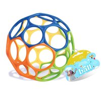 Wholesale safety toy for sale - United States Resin Safety Oball Baby Eco Friendly Anti Wear Opo Ball Fashion Firm Multi Function Factory Direct css I1