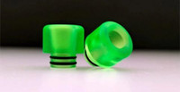 зеленые эпоксидные смолы оптовых-Светящаяся зеленая эпоксидная смола 510 с капельным наконечником из кристалла мундштука для SMOK Alpha vape mod 510 с капельным наконечником DHL Free