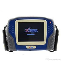 honda original scanner großhandel-Original XTOOL PS2 GDS Benzin Auto-Diagnosewerkzeug mit Touch Screen und Drucker-GDS-Scanner-freiem Update online gleiche Funktion mit X431 GDS