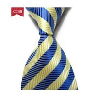 застежка-молния оптовых-8 см мужские галстуки Новый Человек мода точка галстуки полоса Corbatas Gravata жаккард тонкий галстук бизнес зеленый галстук для мужчин