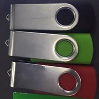 pendrive drive pendrive al por mayor-Capacidad completa Nueva marca 4GB 8GB 16GB 32GB USB 2.0 Flash Drive U Disk Pen Dri