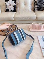 ücretsiz gemi kamera toptan satış-2020 üst Free Shiping Yüksek Kalite luxurys Bayanlar kadınlar Bayanlar çanta taşımak Omuz sırt çantası çanta Tuval kamera çantası Crossbody torbayı tasarımcıları
