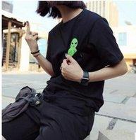 marka şort toka toptan satış-Hayvan baskı kadınlar tops En kaliteli kadınlar Paris Marka Altın toka T gömlek kadın pamuk kadınlar için Kısa kollu t shirt Tees Tops