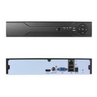 ağ video kaydedici onvif toptan satış-16-Channel Ağ-Video-Kaydedici P2P Bulut CCTV NVR, IP Kamera için ONVIF H.265 H.264 Destek Windows Cep Desteği cep telefonu