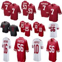 5aafdab30 Wholesale colin kaepernick jerseys for sale - San Francisco ers Richard  Sherman Jimmy Garoppolo Jersey Reuben