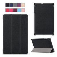 Wholesale china tablet stylus for sale - Group buy Case For Samsung Galaxy Tab A Premium PU Leather Stand Cover For Samsung Inch Tablet SM T510 T515 with Stylus Holder Cards