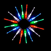 Wholesale color changing fiber optic lamp for sale - Group buy Night light Finger Optic Fiber Toys Ring Led Lamp Novelty Led Rave Toys Kids Rings party Gadgets Lighting Up Color Changing Xmas Halloween