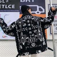 ingrosso marche di jeans cinesi-AreMoMuWha autunno e l'inverno di stile cinese cinese camicetta di Hip Hop Retro Jacket Marchio marea Coppia lavato Giacca di jeans maschio QX1045