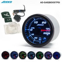 ingrosso turbo boost gauge psi-Car Auto 12V 52mm / 2