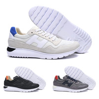Wholesale new trend outdoor shoes for sale - Group buy 2019 Italy New Arrival Hogans Interactive Collection Trends Men s Sports and Leisure Increases Quality Outdoor Men Shoes