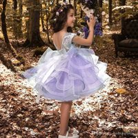 Wholesale children wedding clothes for girls resale online - Flower Girl Dress for Wedding Children Dancing Performance Kids Dresses for Teenage Girls Ceremony Elegant Baby Clothing Years Vestidos