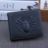 Wholesale sim card wallets for sale - Group buy Leather Men Wallet Brand Genuine Leather Wallets Office Male Wallet Mature Man SIM Bag Card Holder Bifold Small Purse Gift TQ