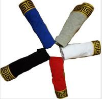 Wholesale underwear for sale - Designer Boxers Luxury Brand Mens Underwear Medusa Printed Male Boxer Underpants Waistband Color Available Hot Sale