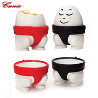 Egg Cup Silicone Egg Holder Tray Eggs Cooker Kitchen Accessory