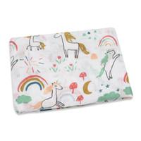 ingrosso letti per bambini-Baby Swaddle Coperta Cotone Neonato Accessori per il letto Baby Sleeping Swaddle Muslin Wrap Kids Play Mat