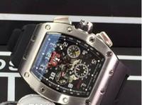 relojes modernos para hombre al por mayor-Nuevas llegadas Hombres Relojes automáticos mecánicos de acero inoxidable Día Fecha Transparente Volver Buceo Buceo Hombres modernos Reloj deportivo