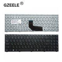 griechische tastatur großhandel-GZEELE russische Laptop Tastatur für DNS TWC K580S i5 i7 D0 D1 D2 K580N K580C K620C AETWC700010 MP-09R63SU-920 RU Schwarz NEU