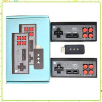 Wholesale usb video games player resale online - Y2 Retro Game Console Support Players HDMI HD can store Classic Video Games USB Handheld Infrared Retro Gamepad Controller MQ30