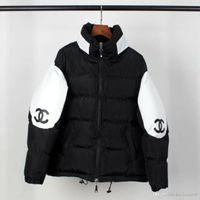 abrigo de moda al por mayor-6013 Venta caliente Paris Fashion Week desfile hombres MONCL abajo chaqueta negro con capucha de piel moda abrigo de invierno hombres abajo abrigo shipp libre