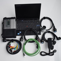 Wholesale xentry tools online - mb diagnostic tool mb star c5 with laptop X201 with ssd gb newest xentry PL71 WIS full set ready to use