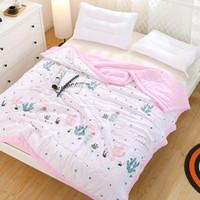 ingrosso tessili moderni-3PCS Home Textile Print Bed Quilt Federa Morbida doppia Modern Style Bedding Federa) Set rettangolo