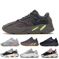 38290e7bb Adidas yeezy boost 700 2019 Kanye 700 Wave Runner Mauve Inertia Geode  Casual Chaussures Hommes Femmes West 700 designers Chaussures Hommes Avec  La Taille De ...