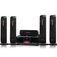 alto-falantes bluetooth de som surround 5.1 venda por atacado-sistema de cinema em casa 5.1, reprodução de áudio equipamentos set, Bluetooth casa sala cercam TV som HIFI SD orador USB