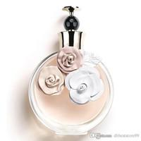 быстрые дамы оптовых-Lady Parfume Perfumes 80 мл Романтический аромат Lady Цветочный язык Восточные ноты EDP Длительный аромат Быстрая доставка