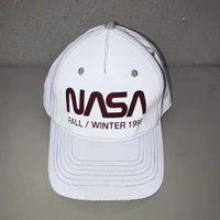 chapéu de 3m venda por atacado-2019 novo HERON PRESTON HP NASA 3 M Refletor Carta Boné De Beisebol de Alta Qualidade VETEMENTS Tommy Homens Mulheres chapéu branco