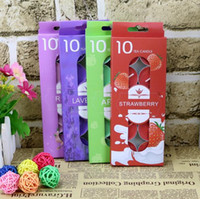 rote kerzen herzform großhandel-Bunte Frucht aromatisierte Kerzen romantische weiße Rosen Paket romantische Whitening Candles Candlelight Dinner kreative Mode Pop Home