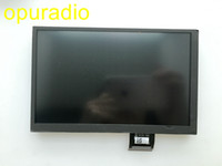 lcd-bildschirm 7inch groihandel-Original AUO 7 Zoll LCD Display C070VAT01.0 C070VAT01 mit Kondensator Touchscreen für Auto DVD GPS Navigation LCD Module